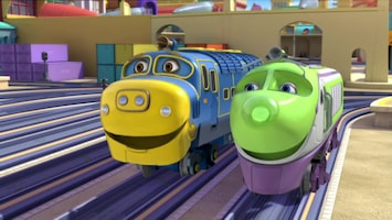 Chuggington - Stunt-brewster