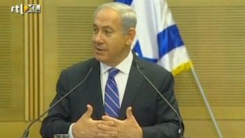 RTL Nieuws Netanyahu wil toch geen nieuwe verkiezingen