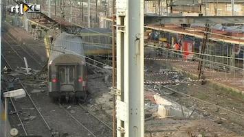 RTL Nieuws Mogelijk slachtoffers onder wagons ramptrein Frankrijk