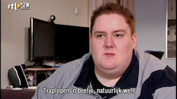 Obese - Alexander Weegt 202 Kilo En Wil Afvallen