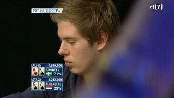 Rtl Poker: European Poker Tour - Uitzending van 20-12-2011