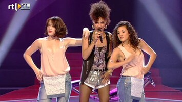 X Factor Rochelle - You Had Me