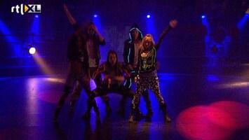 The Ultimate Dance Battle Shakers eerste dans