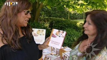 RTL Boulevard Belinda Meuldijk presenteert haar nieuwe boek