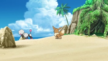 Pokémon - Wij Weten Waar Jij Naartoe Gaat, Eevee!