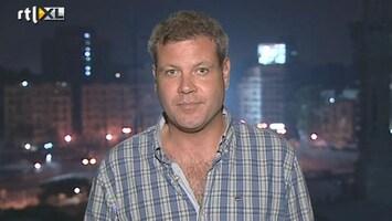 RTL Nieuws Roel Geeraedts: 'Gevaarlijke bende in Cairo'