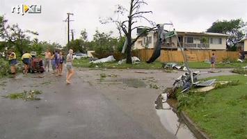 RTL Nieuws Tornado in Australië