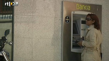 RTL Nieuws Europa helpt Spaanse banken