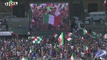 RTL Nieuws Italianen geloven nu eindelijk in EK-zege