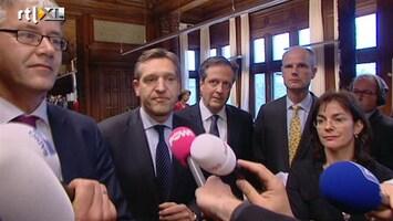 RTL Nieuws Kamer akkoord met begroting