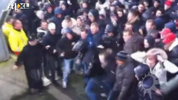 RTL Boulevard Kuddegedrag voetbalhooligans