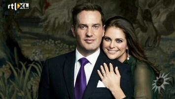 RTL Boulevard Voorbereidingen huwelijk Chris en Madeleine in volle gang