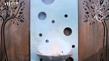 Eigen Huis & Tuin Hoe is de cortenstalen wand gemaakt?