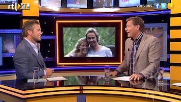 RTL Boulevard Chris Zegers wordt vader