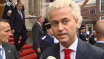 RTL Nieuws Reactie Geert Wilders (PVV)