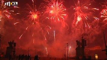 RTL Nieuws Knallend einde Franse nationale feestdag