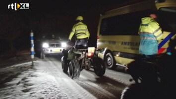 RTL Nieuws Zoektocht naar vermiste schaatser hervat
