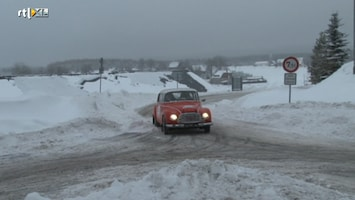 Classic Car Rally - Classic Car Rally: Winter Trial 2011 /1