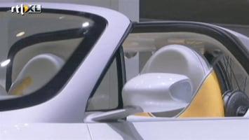 RTL Nieuws Zuinige karretjes op autoshow Detroit