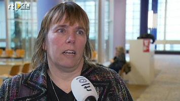 """RTL Nieuws Weduwe Stratmann: 'Wie billen brandt, moet op blaren zitten"""""""