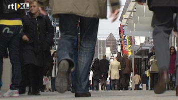 RTL Nieuws Vertrouwen in economie verdampt