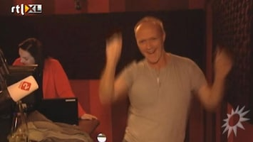 RTL Boulevard John Williams en Stef Bos gaan los