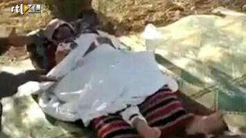 RTL Nieuws 'Betogers Syrië nergens veilig'