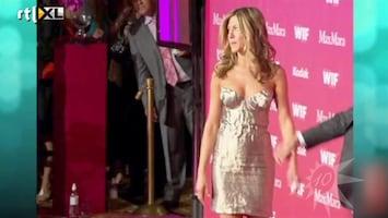 RTL Boulevard Uitspraak Brad Pitt over Jennifer Aniston