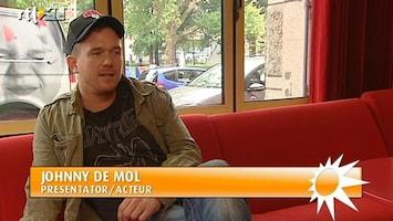 RTL Boulevard Johnny de Mol in film Patatje Oorlog