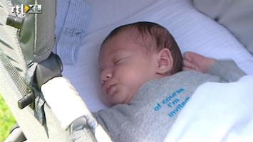 RTL Boulevard Babybezoek Barbara de Loor