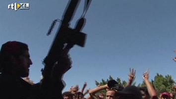 RTL Nieuws 'Libische rebellen bijna bij Tripoli'