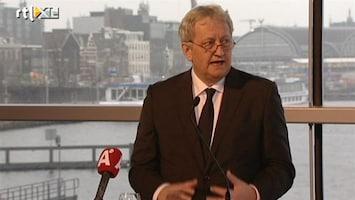RTL Nieuws Van der Laan: Een eer voor Amsterdam