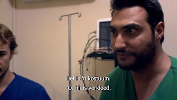 Zon, Zuipen, Ziekenhuis - Afl. 3