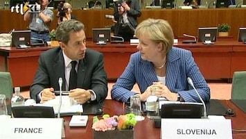 RTL Nieuws Regeringsleiders voeren druk Griekenland op