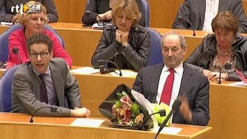 RTL Nieuws Job Cohen neemt afscheid van Tweede Kamer