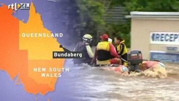 RTL Nieuws Noodweer verrast Australiers; drie doden
