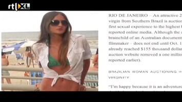 Editie NL Meisje verkoopt maagdelijkheid voor 600.000 euro