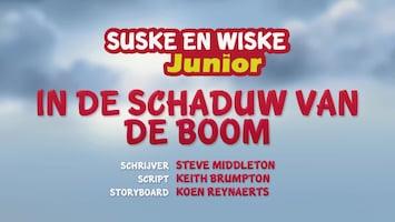 Suske En Wiske Junior - In De Schaduw Van De Boom