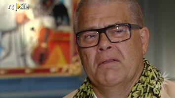 RTL Boulevard Emile Ratelband in tranen om scheiding
