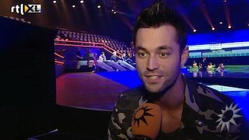 RTL Boulevard 3e liveshow everybody dance now