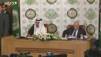 RTL Nieuws Syrië boos op Arabische Liga