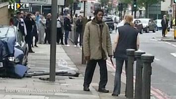 RTL Nieuws Londen, een dag na de terreuraanval