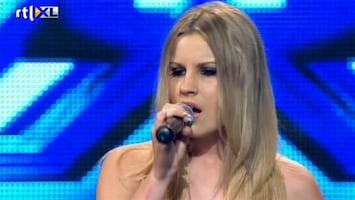 Het Beste Van X Factor Worldwide - Een Valse Start Voor Andrea