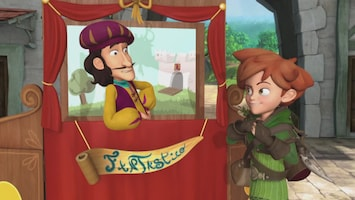 Robin Hood - De Vijf Poppen