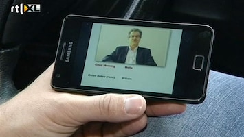 RTL Nieuws Poolse taxichauffeurs leren Engels
