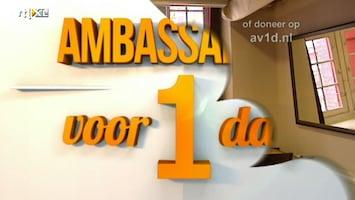 Ambassadeur Voor Een Dag - Henkjan Smits