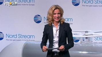 RTL Nieuws Europa aangesloten op Russisch gasnet