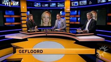 RTL Boulevard Floortje Dessing zware operatie