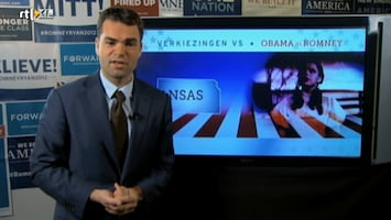 Verkiezingen Vs: Obama Vs Romney - Afl. 19