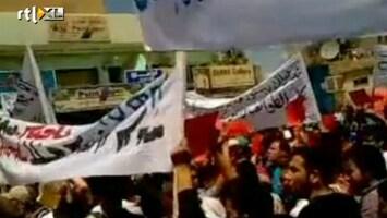 RTL Nieuws Syrië sluit complete wijken af